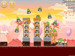 Angry Birds Golden Egg #28 Walkthrough