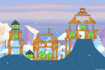 Angry Birds Friends Winter Tournament I (one) – Level 1 – Week 29 – December 3rd