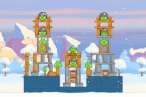 Angry Birds Friends Winter Tournament I (one) – Level 2 – Week 29 – December 3rd
