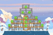 Angry Birds Friends Winter Tournament III Level 5 – Week 31 – December 17th