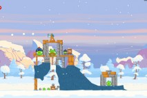 Angry Birds Friends Winter Tournament IV Level 1 – Week 32 – December 24th