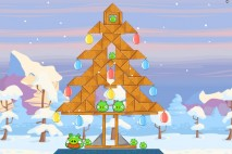 Angry Birds Friends Winter Tournament IV Level 2 – Week 32 – December 24th