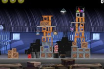 Angry Birds Rio Smugglers Den Star Bonus Walkthrough Level 1
