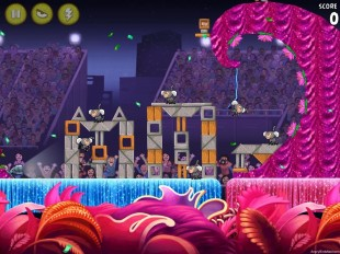 Mighty Eagle Walkthrough Rio Carnival Upheaval Star Bonus Level 11