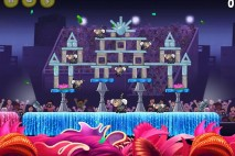 Mighty Eagle Walkthrough Rio Carnival Upheaval Star Bonus Level 12