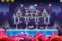 Angry Birds Rio Carnival Upheaval Star Bonus Walkthrough Level 12