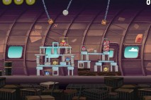Angry Birds Rio Smugglers Plane Star Bonus Walkthrough Level 17