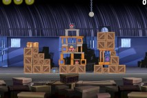 Angry Birds Rio Smugglers Den Star Bonus Walkthrough Level 2