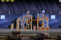 Angry Birds Rio Smugglers Den Star Bonus Walkthrough Level 3
