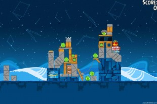 Angry Birds Seasons Intel Golden Egg Level 2 Walkthrough – Android Exclusive