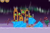 Angry Birds Seasons Winter Wonderham Level 1-10 Walkthrough