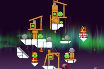 Angry Birds Seasons Winter Wonderham Level 1-17 Walkthrough