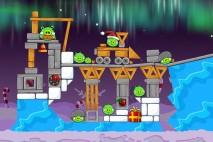 Angry Birds Seasons Winter Wonderham Level 1-18 Walkthrough