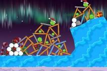 Angry Birds Seasons Winter Wonderham Level 1-21 Walkthrough