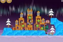 Angry Birds Seasons Winter Wonderham Level 1-8 Walkthrough