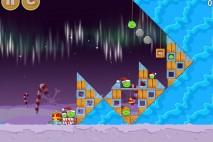 Angry Birds Seasons Winter Wonderham Level 1-9 Walkthrough