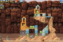 Angry Birds Star Wars Facebook Tournament Level 1 Week 1 – December 17th 2012
