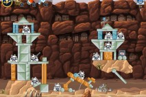 Angry Birds Star Wars Facebook Tournament Level 2 Week 1 – December 17th 2012