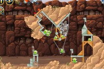 Angry Birds Star Wars Facebook Tournament Level 3 Week 1 – December 17th 2012