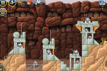 Angry Birds Star Wars Facebook Tournament Level 4 Week 1 – December 17th 2012