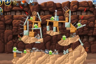 Angry Birds Star Wars Facebook Tournament Level 5 Week 1 – December 17th 2012