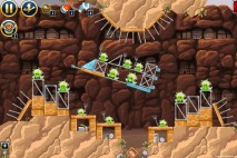 Angry Birds Star Wars Facebook Tournament Level 3 Week 2 – December 24th 2012