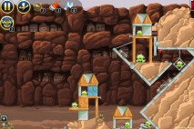 Angry Birds Star Wars Facebook Tournament Level 4 Week 2 – December 24th 2012