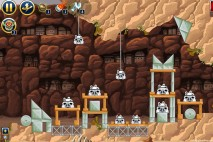 Angry Birds Star Wars Facebook Tournament Level 5 Week 2 – December 24th 2012