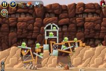 Angry Birds Star Wars Facebook Tournament Level 1 Week 3 – December 31st 2012