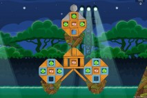 Angry Birds Friends Tournament Level 1 – Week 34 – January 7th 2013
