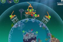 Angry Birds Space Pig Dipper Level 6-11 Walkthrough