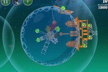Angry Birds Space Pig Dipper Level 6-12 Walkthrough