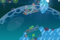 Angry Birds Space Pig Dipper Level 6-14 Walkthrough