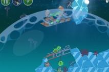 Angry Birds Space Pig Dipper Level 6-14 Walkthrough