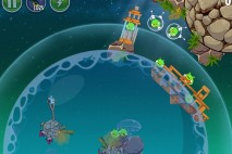 Angry Birds Space Pig Dipper Level 6-18 Walkthrough