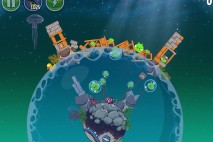 Angry Birds Space Pig Dipper Level 6-20 Walkthrough