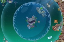 Angry Birds Space Pig Dipper Level 6-30 Walkthrough