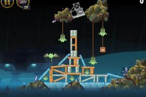 Angry Birds Star Wars Hoth Level 3-28 Walkthrough