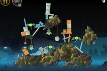 Angry Birds Star Wars Hoth Level 3-29 Walkthrough