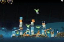 Angry Birds Star Wars Hoth Level 3-33 Walkthrough