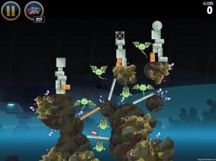 Angry Birds Star Wars Hoth Level 3-34 Walkthrough