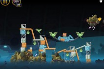 Angry Birds Star Wars Hoth Level 3-36 Walkthrough