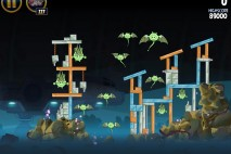 Angry Birds Star Wars Hoth Level 3-37 Walkthrough
