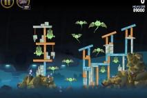 Angry Birds Star Wars Hoth Level 3-37 Walkthrough