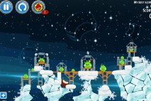 Angry Birds Tazos Competition Gamesa IX Level 9 Week 1 – Jan 7th 2013