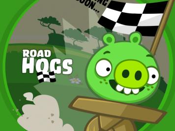 Bad Piggies Road Hogs Teaser Image