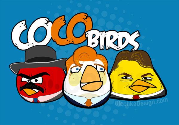 COCO Birds by Olechka01