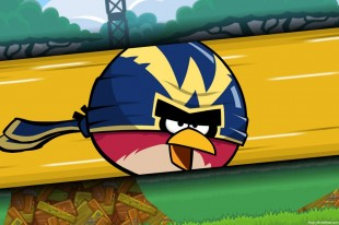 Angry Birds Friends The Wingman Featured Image