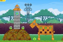 Angry Birds Friends Tournament Level 5 – Week 38 – Feb 4th 2013