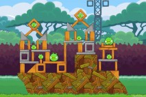 Angry Birds Friends Tournament Level 1 – Week 40 – Feb 18th 2013